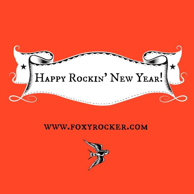 Happy Rockin' New Year!