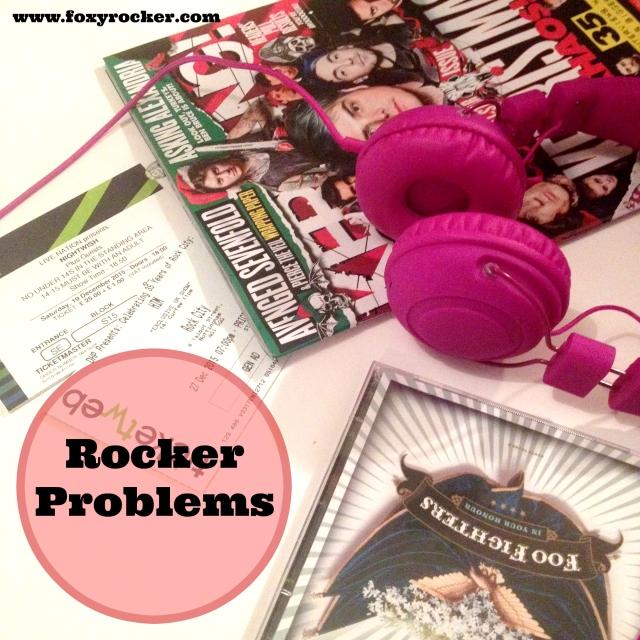 Rocker Problems
