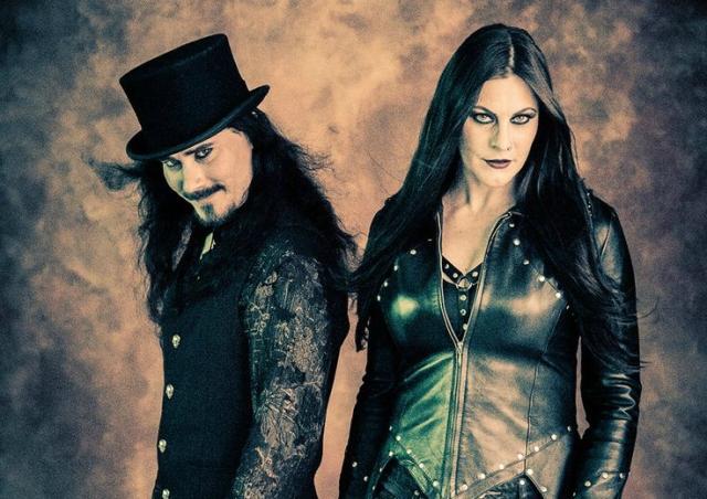 Tuomas Holopainen & Floor Jansen