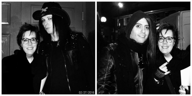 Wednesday 13, Amanda Winchester, Roman Surman